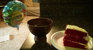 red velvet communion