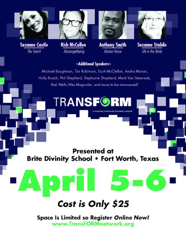 TransFORM-Southwest-poster